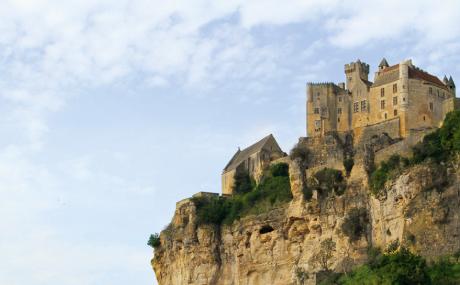 La Badoussie Château of Castlenaud