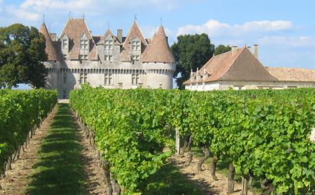 La Badouisse Chateau of Montbazillac